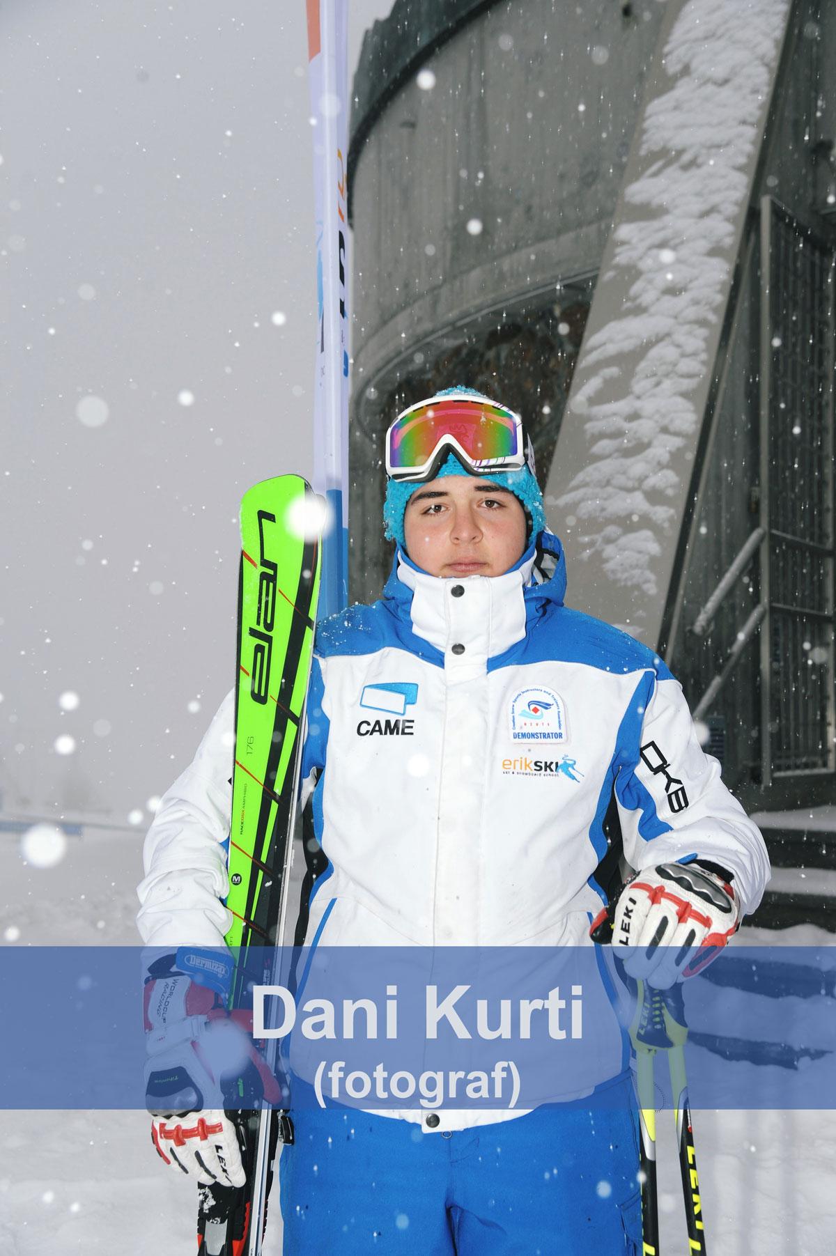 Dani Kurti